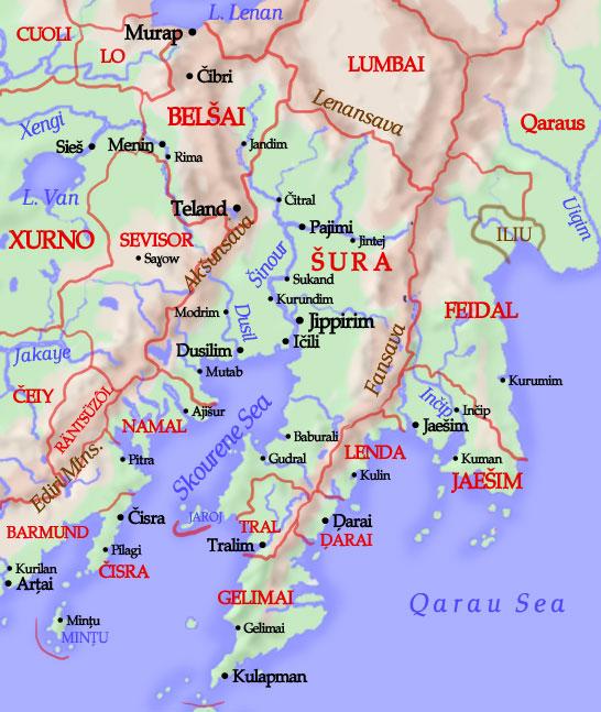 [ Lenani-Littoral map ]